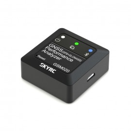 SKYRC GNSS Bluetooth GPS Speed Meter & Data Logger
