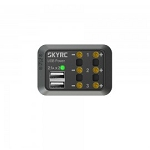 SKYRC DC Power Distributor w/ 4mm Male Banana Connector
