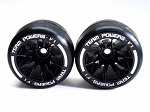 Team Powers F1 Rear Wheels & Tires Onroad Formula [Choose Compound]